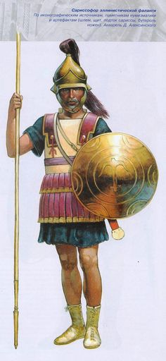 The army of Antiochus the Great