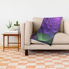 Buy Ribbons turning into a rose, fractal abstract art Throw Blanket by thea walstra. Worldwide shipping available at Society6.com. Just one of millions of high quality products available.