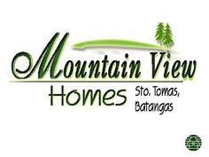 Batangas Property For Sale: Mountain View Homes in Sto Tomas Batangas Batangas, Lots For Sale, Affordable Housing, Mountain View, Property For Sale, Homes, Houses, Home, Computer Case