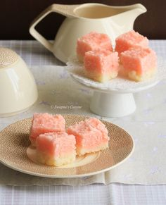 Coconut Sweets Recipe