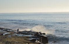 La Jolla Beach, San Diego CA. [OC] [2340x2570]