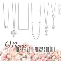 Hazle saber que siempre piensas en ella....https://dalia-pascal.myshopify.com/collections/una-perla-es-una-perla