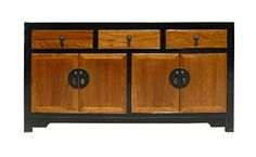 Asian China Wood Brown Black Console Buffet Sideboard Table Amh244 Table & Dining Set http://www.amazon.com/dp/B005MKPPMG/ref=cm_sw_r_pi_dp_wtm8vb04S466T