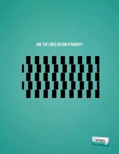 視覺迷幻的 廣告宣傳 | MyDesy 淘靈感