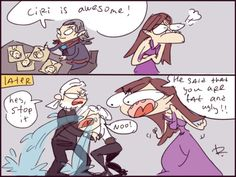 The Witcher 3, doodles 118 by Ayej.deviantart.com on @DeviantArt