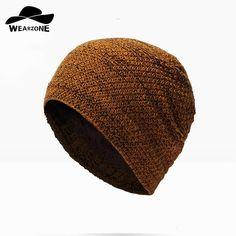 Beanies Knit Winter Hats For Men Women Beanie Men's Winter Hat Caps Bonnet Outdoor Ski Sports Warm Baggy Cap