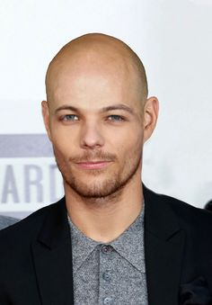 Bald Louis Tomlinson.   If One Direction Were Bald