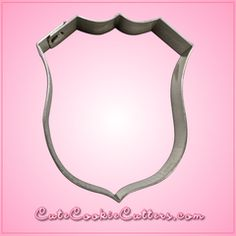 Police Badge Cookie Cutter, $4.99. Other cookie cutters too!