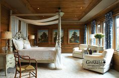 garell and associates homes   Craftsman Bedroom by Garrell Associates, Incorporated