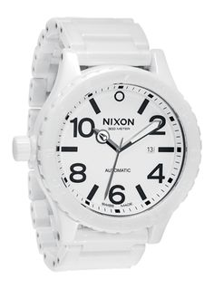 The Ceramic 51-30 by Nixon, only $2600 ....maybe someday!