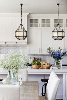 FarmHouse Fresh founder Shannon McLinden spends most of her time working in the kitchen, so she opted for a clean and bright design.