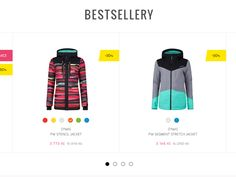 WIP | E-commerce | fashion | teen