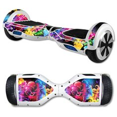 Bright Life Skin for Self Balancing Board Scooter
