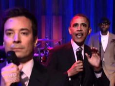 President Obama slows jams the news with Jimmy Fallon