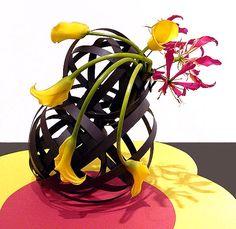 Art Loop Ikebana Exhibition 11-5-2010