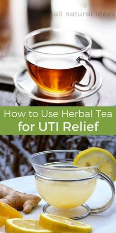 Natural Home Remedies - Drinking tea sounds simple enough, but can it really relieve a painful urinary tract infection? What does the research say about tea for UTI? Home Remedies For Uti, Natural Remedies For Uti, Uti Remedies, Holistic Remedies, Herbal Remedies, Urine Infection Remedies, Best Herbal Tea, Herbal Teas, Herbal Plants