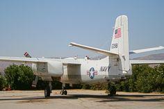 US Navy Grumman S2F-1