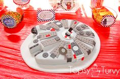 Birthday Cake: Star Wars Lego Birthday Cakes