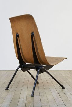 'Antony' chair (1954) / designed by Jean Prouvé
