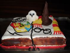 Harry potter cake! made by dany riedmann.