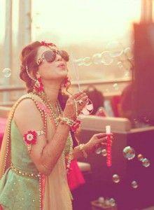 Zoviti Blog | Floral jewelry ideas for your mehendi-haldi ceremony - Zoviti Blog