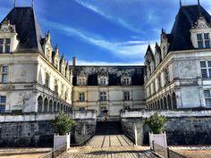 Château de Villandry  #french #france #duffyhouse  #chateaudevillandry
