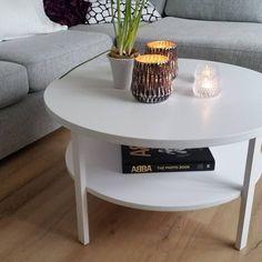 Skibby Coffee table Photo by: livet_i_roda_huset on Instagram
