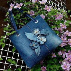 Bolsa c flores