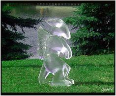 Ice Draconian by sculptin.deviantart.com on @deviantART