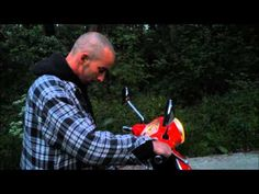 Riding the Woodgas Scooter - Part 2 - YouTube