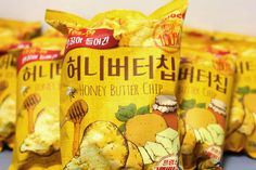 ShopandBox this bag of chips from South Korea now with the help of our Boxers who have reported that it is currently in-stock! This even tastes as amazing as it is worth to be: an indulgent combination of French butter and acacia honey that pairs beautifully with the briny goodness of a well-coated potato chip. - See more at: http://www.shopandbox.com/blog/honey-butter-chips-craze/#sthash.sNraGM9x.dpuf