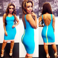 New sexy dress naked sexy drain back bar service performance bodycon dress – ResellerHub.store