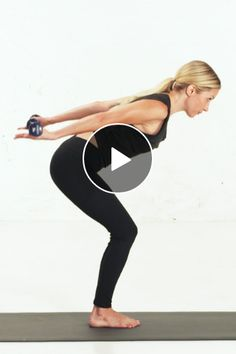 This Pilates workout tones much more than just your core. #PilatesWorkout