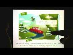 Vertical interactive sliding panorama inside an epub 3 - YouTube