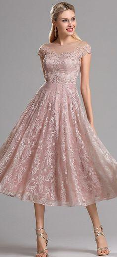 eDressit Lace Cocktail Dress