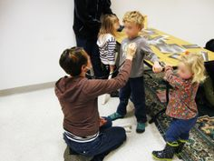 Exploring nutrition and the body for preschoolers