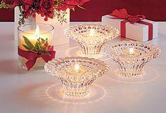 Loistava -somiste soveltuu monenlaisille kynttilöille ja mm. myös kattauskynttilöille.