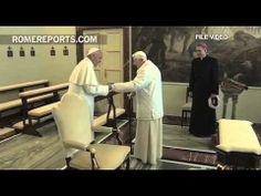 Benedict XVI: 'I'm fine. I live like a monk'