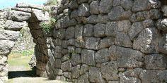 Le Mura ciclopiche e le Acropoli