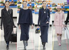 Chanel Fall/Winter 2014-2015 Collection - Paris Fashion Week  #ParisFashionWeek #fashionweek #PFW