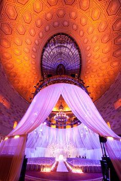 Samira & Jesse Married   Gotham Hall, New York City Wedding » NYC Wedding Photography Blog