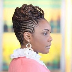 Need a protective style? Inspired by this look. @curlkit #curlstyles #protectivestyles