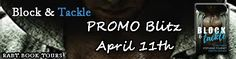 EskieMama & Dragon Lady Reads: Promo Blitz: Block & Tackle by Elise Faber, Stephanie Fournet, Kristin Vayden