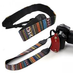 TOOGOOR Vintage Camera Shoulder Strap Neck Straps For DSLR Nikon Canon Sony Panasonic * Be sure to check out this awesome product.