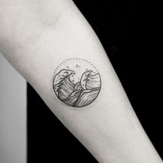 "A wave tattoo, like any other tattoo, can be either a simple design that you like or one filled with more meaning. Meaning of wave and ocean is usually the soul, the subconsciousness, emotion, nature, a primal state, nature, the ""good"" parts of existence, dreams, fantasy and more. But also, it can be a symbol for […]"