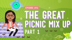 23-The Great Picnic Mix Up: Crash Course Kids #19.1 - mixtures, solutions --