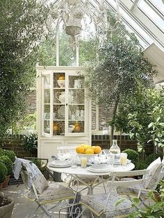 Conservatory / garden room / greenhouse