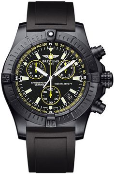 M73390T2/BA88-131SNEW BREITLING AVENGER SEAWOLF CHRONO LIMITED EDITION MENS WATCH IN STOCK - Click to View Mother's Day Luxury Watch Sales Event   - FREE Overnight Shipping | Lowest Price Guaranteed    - No Sales Tax (Outside California)- With Manufacturer Serial Numbers- Limited Edition, Numbered XXXX / 1000 Ever Made- Black Dial- Date Feature- Chronograph Feature- Battery Operated Chronometer Movement- Breitling Caliber 73- 6 Year Warranty- Guaranteed Authentic - Certificate of…