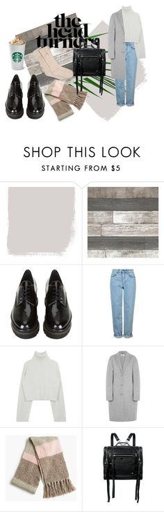 """#10"" by makeemwhistle on Polyvore featuring мода, Stuart Weitzman, Topshop, Acne Studios, J.Crew, McQ by Alexander McQueen и UGG"