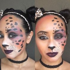 All Younique products used!! Ditch the Halloween makeup and Buy these natural based pigmented cosmetics today and use year 'round.